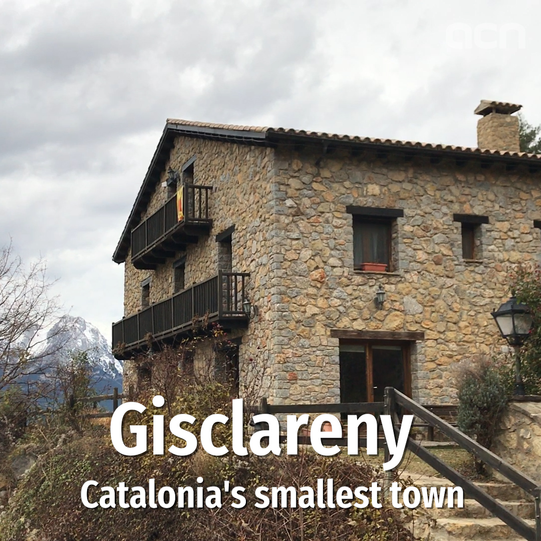 Catalonia's smallest town, more typical than you think